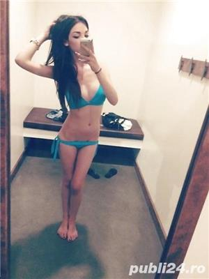 Escorte Publi24: Cristina 19 ani REALA la mine sau hotel